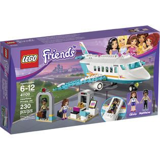 LEGO Friends   Heartlake Private Jet #41100   Toys & Games   Blocks