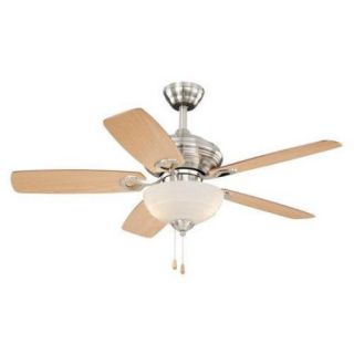 "Vaxcel Lighting FN42999 Valencia 42"" 5 Blade Indoor Ceiling Fan with Reversible"