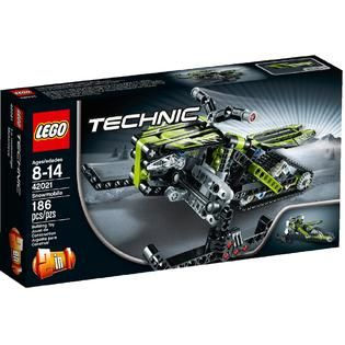 LEGO Technic Snowmobile #42021   Toys & Games   Blocks & Building Sets