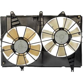 Dorman   OE Solutions Radiator Fan Assembly Without Controller 620 955