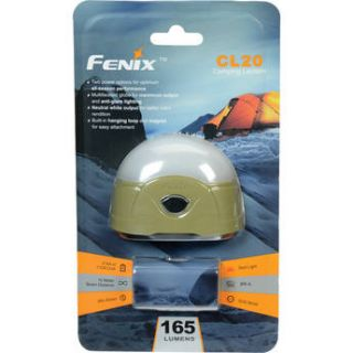 Fenix Flashlight CL20 Dual Color LED Camping Lantern CL20WROL B