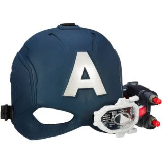 Marvel Captain America Civil War Scope Vision Helmet