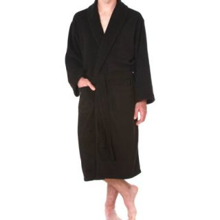 Fruit of the Loom Big Men's Solid Fleece Robe