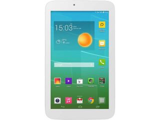 "Alcatel Pop 7S Qualcomm MSM8926 4GB ROM + 1GB RAM Memory 7.0"" Touchscreen Tablet Android Jelly Bean 4.3 default, 4.4 by FOTA"
