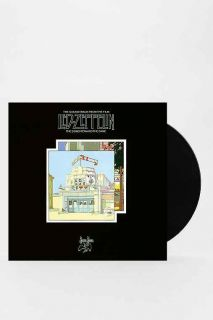 Led Zeppelin   The Song Remains The Same 4XLP