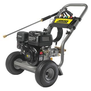 KARCHER Pressure Washer, Cold Water Type, 3200 psi Operating Pressure, 2.3 gpm Flow Rate   Gas Pressure Washers   36RM48|G3200OC