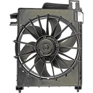 Dorman   OE Solutions Radiator Fan Assembly With Extra Harness 620 035