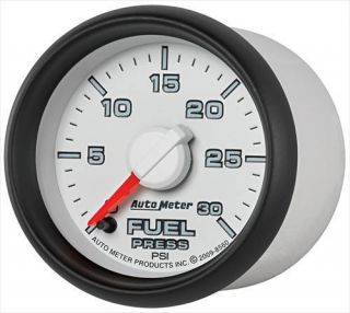 Auto Meter   Factory Match Fuel Pressure Gauge