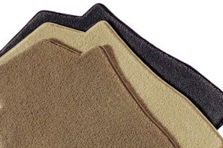 Lloyd Luxe Floor Mats   Ultra Plush Luxe Carpet Mats