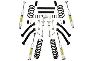 1997 2002 Jeep Wrangler Lift Kits   Superlift K842   Superlift Lift Kits