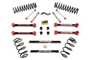 1997 2002 Jeep Wrangler Lift Kits   Skyjacker TJ40R/TJ40F/TJ401   Skyjacker Lift Kits