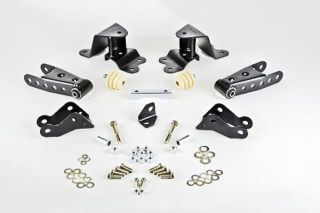 1990 1994 Chevy C/K 1500 Lowering Kits   Belltech 6505   Belltech Shackles and Hangers