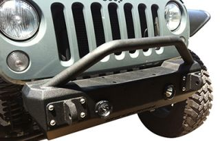 2007 2016 Jeep Wrangler Front Bumpers   Iron Cross GP 1200   Iron Cross Jeep Front Bumpers