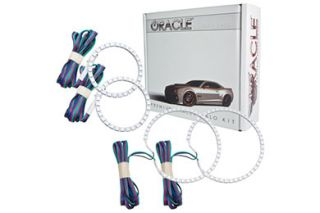 2010, 2011, 2012 Lexus RX 450h Accessory Lights   ORACLE 2390 333   Oracle Headlight Halo Kits