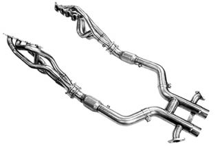 2011 2014 Ford Mustang Exhaust Headers & Manifolds   Kooks 11412400   Kooks Street Headers