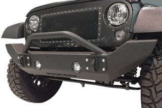 2007 2016 Jeep Wrangler Front Bumpers   Iron Cross GP 1300   Iron Cross Jeep Front Bumpers