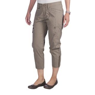 Woolrich Canoe Creek Hiking Capris (For Women) 6299V
