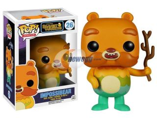 Bravest Warriors Funko POP Vinyl Figure Impossibear