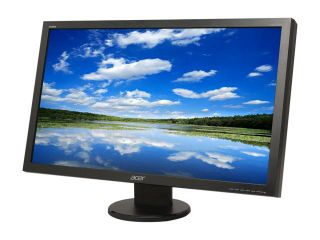 "Acer V273Hbmidz Black 27"" 5ms HDMI Swivel & Height Adjustable Widescreen LCD Monitor 300 cd/m2 ACM 80000:1 Built in Speakers"