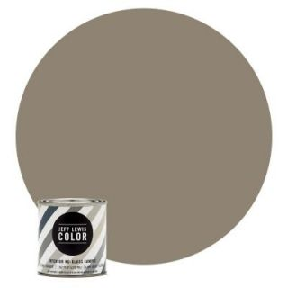 Jeff Lewis Color 8 oz. #JLC110 Clay No Gloss Ultra Low VOC Interior Paint Sample 108110