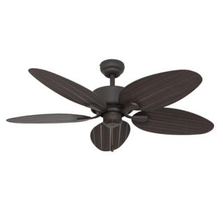 52 Ocean View 5 Blade Indoor Ceiling Fan with Remote by Calcutta