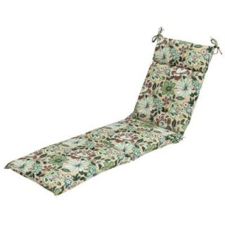Hampton Bay Daphne Outdoor Chaise Cushion 7407 01238000