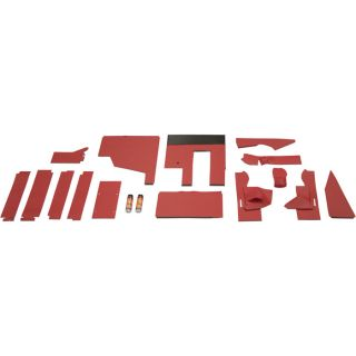 K & M Pre-Cut Cab Foam Kit — For Oliver White Series III Tractors, Model# 4080  Tractor Cab Foam Interiors