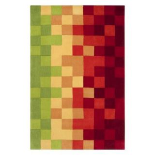 Surya Cosmopolitan COS9076 Indoor Area Rug   Apple Green
