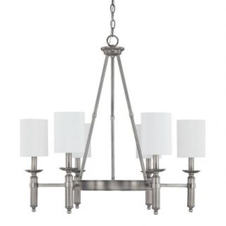 Capital Lighting Covington 6 Light Chandelier