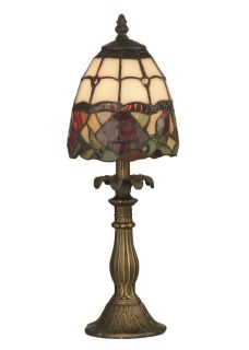 Dale Tiffany TA70711 Antique Brass