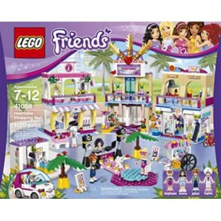 LEGO Friends Heartlake Shopping Mall, 41058