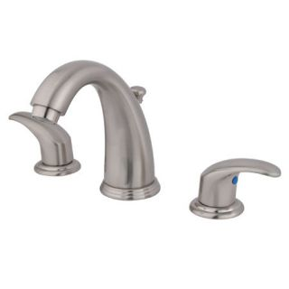 Kingston Brass GKB988LL Satin Nickel Bathroom Faucet