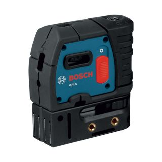 Bosch 5-Point Self-Leveling Alignment Laser, Model# GPL5  Laser Levels