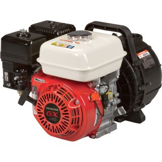 Pacer Self-Priming Chemical/Water Pump — 12,000 GPH, 2in. Ports, 160cc Honda GX160 OHV Engine, Model# SE2RL E5HCP  Engine Driven Chemical Pumps