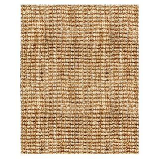 Anji Mountain Andes Jute Boucle Rug