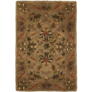 Safavieh Antiquity Majesty Sage/Gold Area Rug