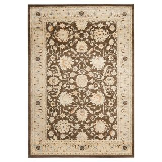 Safavieh Florenteen Area Rug   Brown/Ivory (9x12)