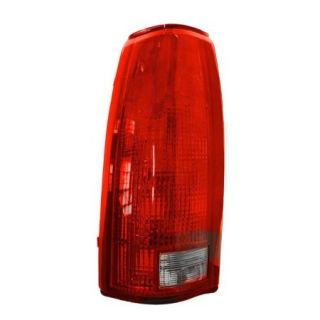 NEW LEFT TAIL LIGHT LENS & HOUSING FIT CHEVROLET GMC K2500 K3500 C3500 16506355 GM2808108