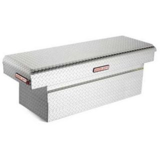Weather Guard Crossover Truck Box, Silver, 123 0 01