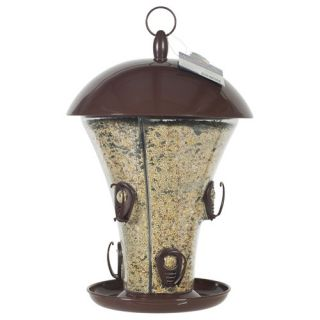 Perky Pet Easy Fill Deluxe Nyjer/Thistle Bird Feeder