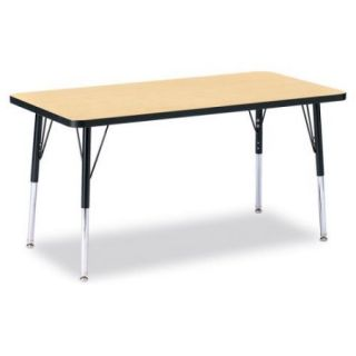 Jonti Craft KYDZ Rectangular Classroom Table