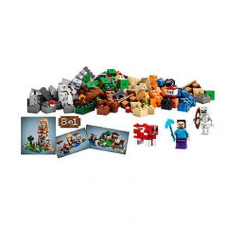 LEGO Minecraft   Crafting Box   Toys & Games   Blocks & Building Sets
