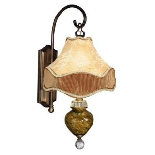 Dale Tiffany 1 Light San Felipe Wall Sconce DISCONTINUED SAW12029