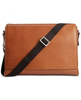 Jack Spade Fulton Leather Messenger Bag   Accessories & Wallets   Men