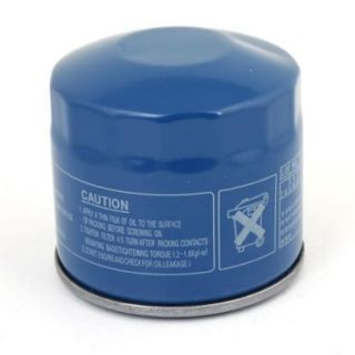 26300 35503 Automotive Car Engine Oil Filter Accessory Blue for Hyundai