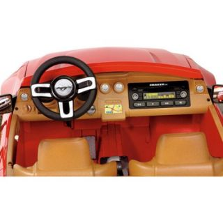 Fisher Price Power Wheels Red Ford Mustang