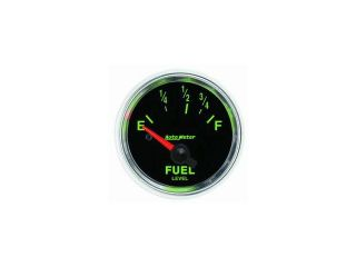 Auto Meter GS Electric Fuel Level Gauge