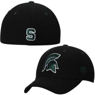 Michigan State Spartans Top of the World Dynasty Memory Fit Fitted Hat – Black