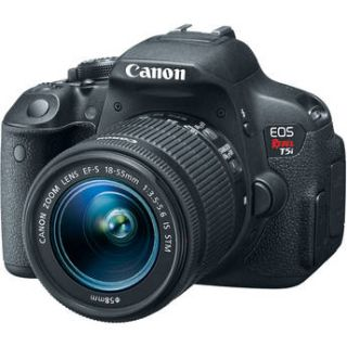 Canon T5i EOS Rebel DSLR Camera with 18 55mm Lens 8595B003