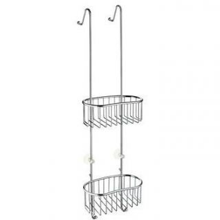 Smedbo DK1047 Sideline Polished Chrome  Tub & Shower Baskets Tub & Shower Accessories